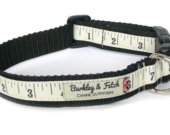 Measure up Dog Collar