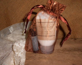 Coffee Lotion Gift Set