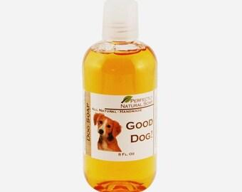 Good Dog! Liquid Soap Dog Shampoo, 8 oz