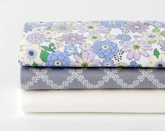 Tasha Tudor - Quarter Fabric Pack 3 Fabric 1 set - Sets for 3 each 45 X 55 cm