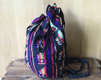 Kids Guatemalan Backpack