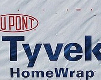 Tyvek Tarp 9' X 12' - Use for under tent or other outdoor needs
