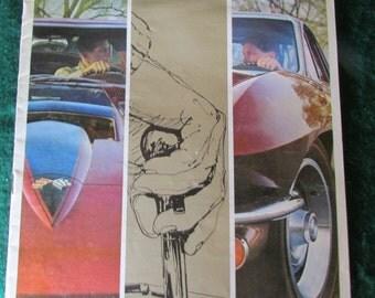1967 Chevrolet Corvette Sales Brochure