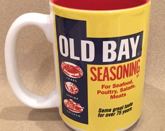 Old Bay Coffee Mug
