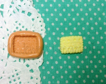 Written biscuit cookie mould