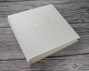 Wedding Albums Scrapbooks Etsy