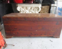 Unique Cedar Chest Related Items Etsy