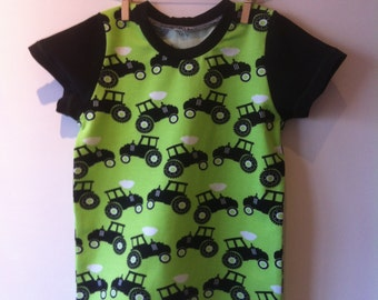 Boys t shirt with short sleeves, 116 mt