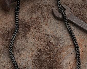 Black Steel Chain