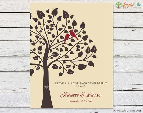 Family Tree Wedding Gift: WEDDING GIFT For COUPLE Wedding Family Tree Family Tree For