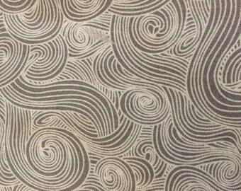 Just Color Gray Swirls by Studio E