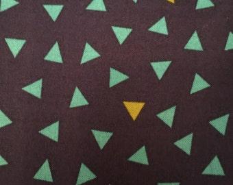 Basic Mixologie by Studio M for Moda Fabrics Triangles on Navy