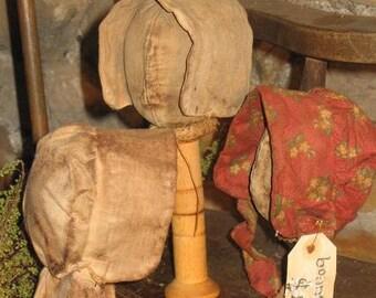 BONNET PATTERN Prairie Bonnet Collection