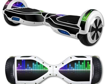Skin Decal Wrap for Self Balancing Scooter Hoverboard unicycle Keep The Beat