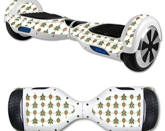 Skin Decal Wrap for Self Balancing Scooter Hoverboard unicycle Turtle Tile
