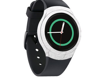 Skin Decal Wrap for Samsung Gear S2, S2 3G, Live, Neo S Smart Watch, Galaxy Gear Fit cover sticker Crumpled Paper