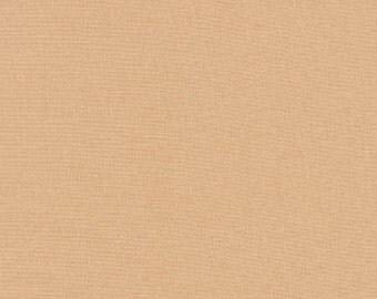 Kona Cotton Latte from Robert Kaufman Fabrics