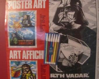 1970's Star Wars Poster Art