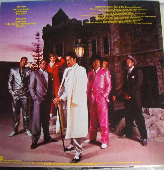 The Time Ice Cream Castle Vintage Record Album Vinyl Lp