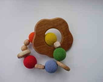 Toy for teething
