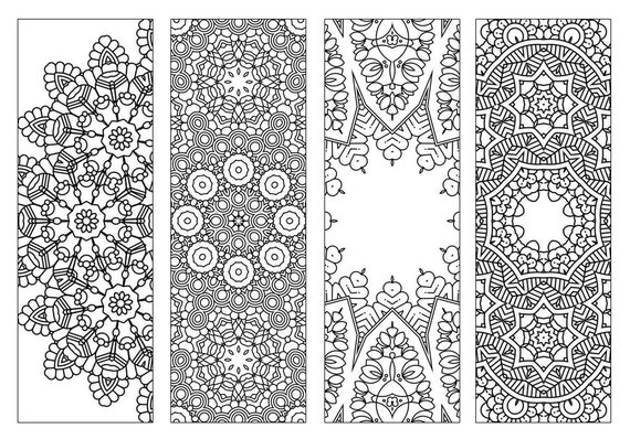 Coloring Bookmarks 1 Coloring Pages Coloring For Kids Page