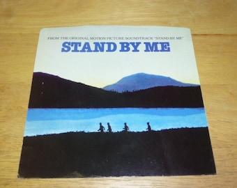 Stand By Me RECORD SLEEVE movie 80'S corey feldman