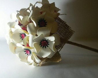 Bouquet of flowers, bridal bouquet, bouquet of white flowers