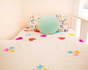 Big Love Fitted Sheet
