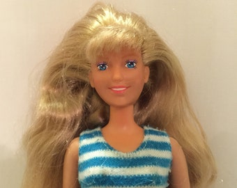 Maxie Cheerleader Doll From The 80s