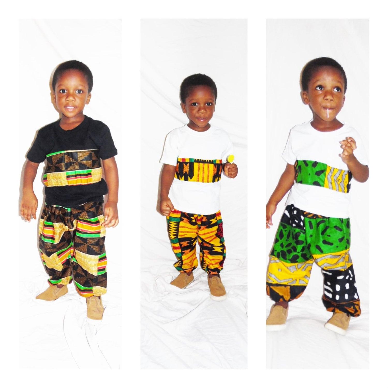 Design t shirt baby - New African Print Ankara Boys Pant Set Boys Pant Set Boys Pant Suit