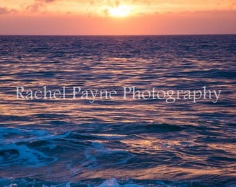 The Surf at Dawn - Original Photograph