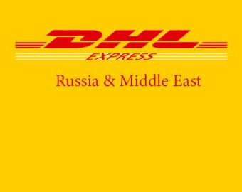 DHL to Russia & Middle East,  festival jewelry