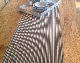 Simply Stripes - Striped Table Runner