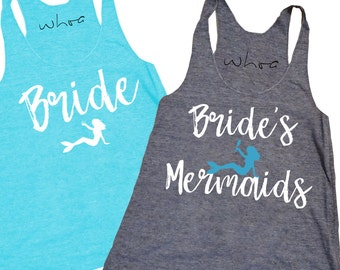 Bride / Bride's Mermaids Tank