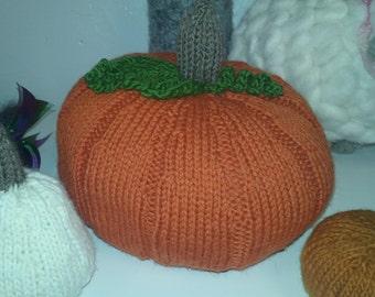 short pumpkin