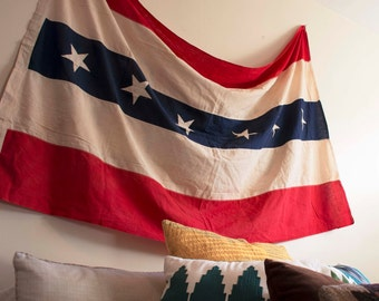 1940s U.S. Patriotic Flag