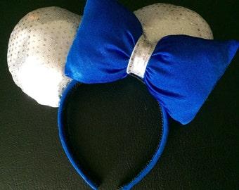 Disneyland Diamond Minnie Ears