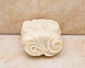 Clearance Soap Organic Soap Vegan Soap White Tangerine Clove Sale Soap