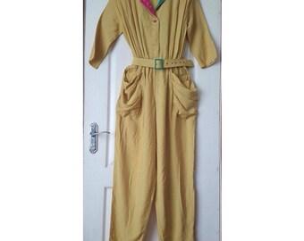 Vintage jumpsuit. Size 8.
