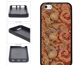 Trippy Bandana Paisley Phone Case - iPhone 4 4s 5 5s 5c 6 6s 6 Plus 7 6s Plus iPod Touch