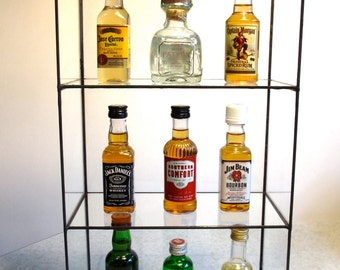NEW! Mini Bar Open Shelf Unit