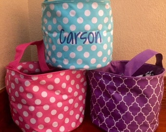 Easter Buckets - Personalized