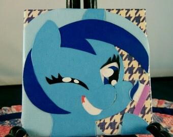 """Colgate/Minuette Papercraft 4"""" Canvas"""