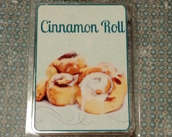 Cinnamon Roll Wax Melts