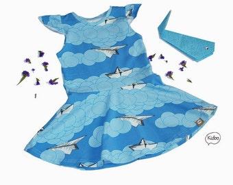 PRE ORDER! Boat Organic Cotton Dress