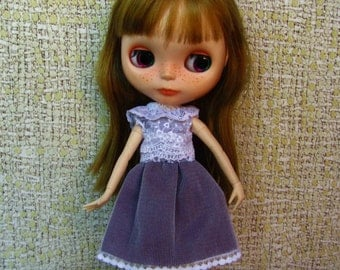 Dress for Blythe, Pullip (Tull and Picot)