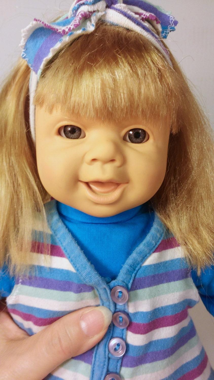 Blonde Baby Doll 98