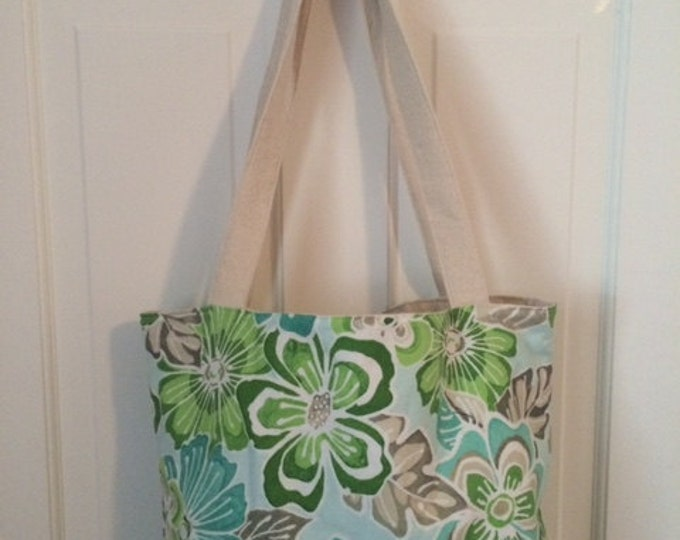 Tote bag, carry-all bag, all purpose bag, book bag, school bag, picnic bag, shopping bag