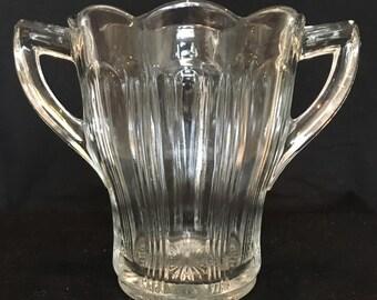 EAPG Celery Vase