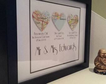 A Place in Your Heart  - Engagement/Wedding/Honeymoon Trio